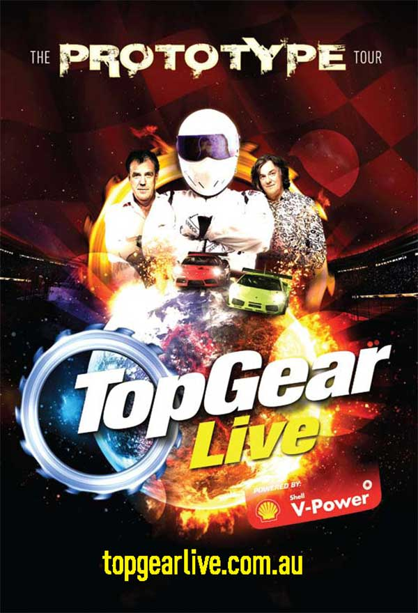 Top Gear Live