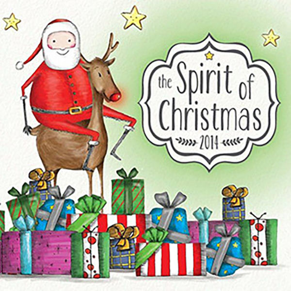 The Spirit Of Christmas 2014