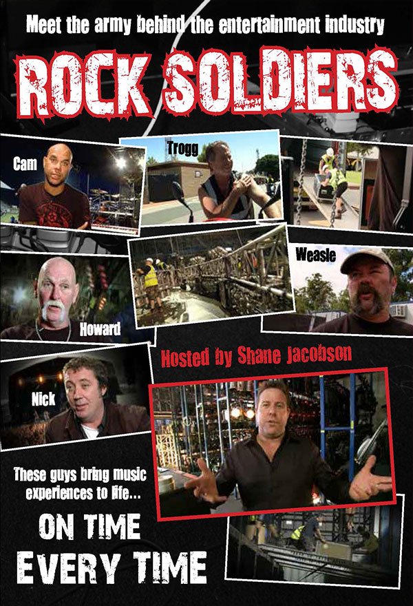 Rock Soldiers